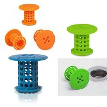 Bathroom Drain Hair Catcher Bath Stopper Plug Sink Strainer
