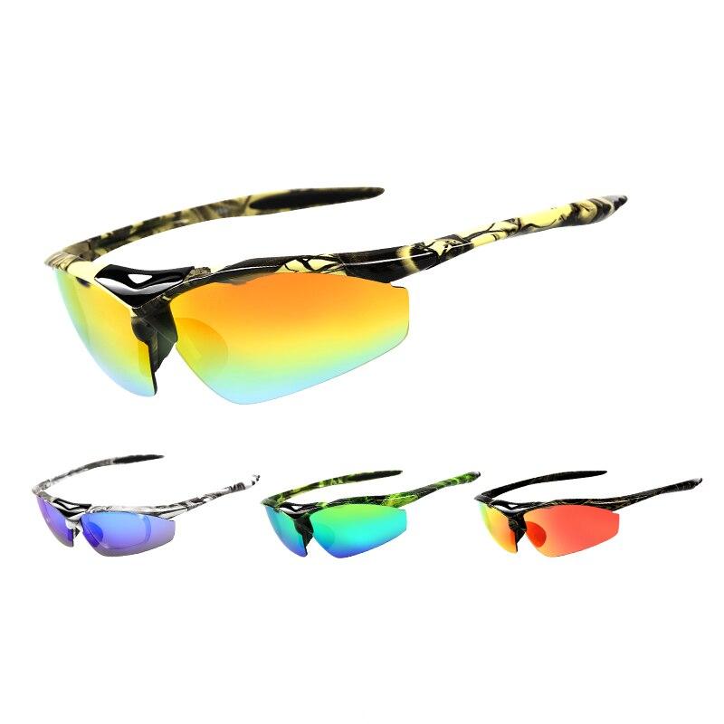 Firelion lunettes de cyclisme multifonctions HD Anti-éblouissement Anti-UV VTT de tir lunettes de vélo lunettes de soleil polarisées