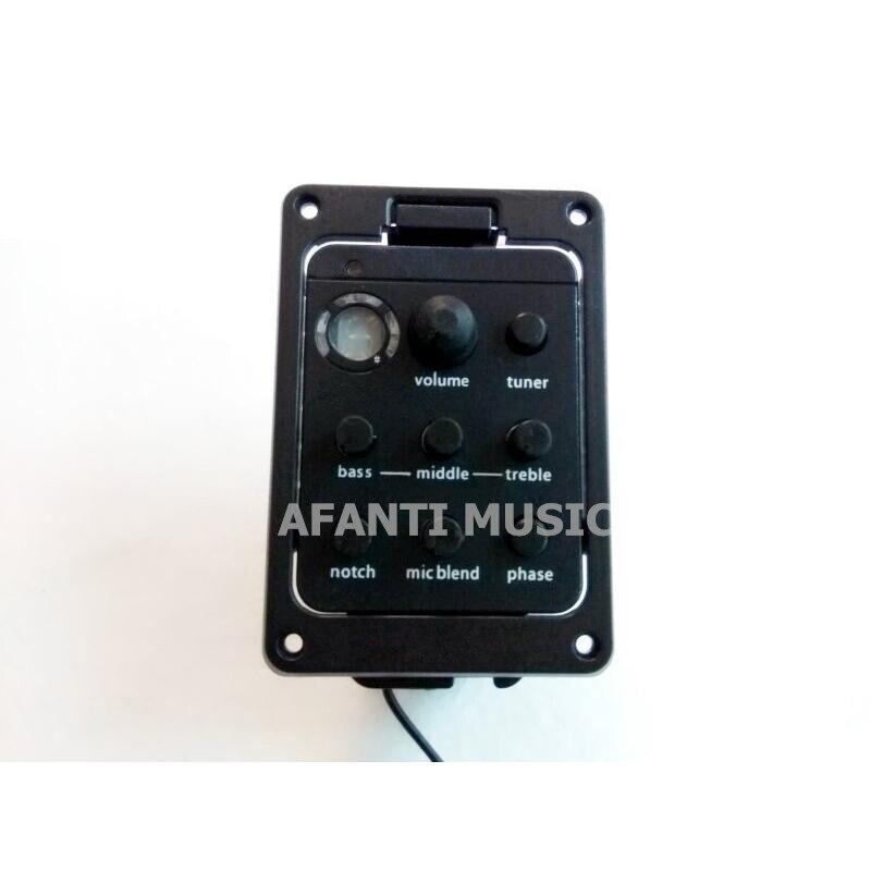 Afanti Music Acoustic Guitar Pickups (PIC-102) afanti music acoustic guitar violin ukulele tuner tun 102