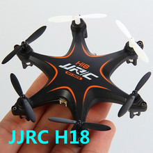 Original S15851/2 JJRC H18 Pocket Drone 2.4G 4CH Mini Quadcopter 6 Axle Gyro Hexacopter Headless Mode RTF 3D Roll RC Helicopter