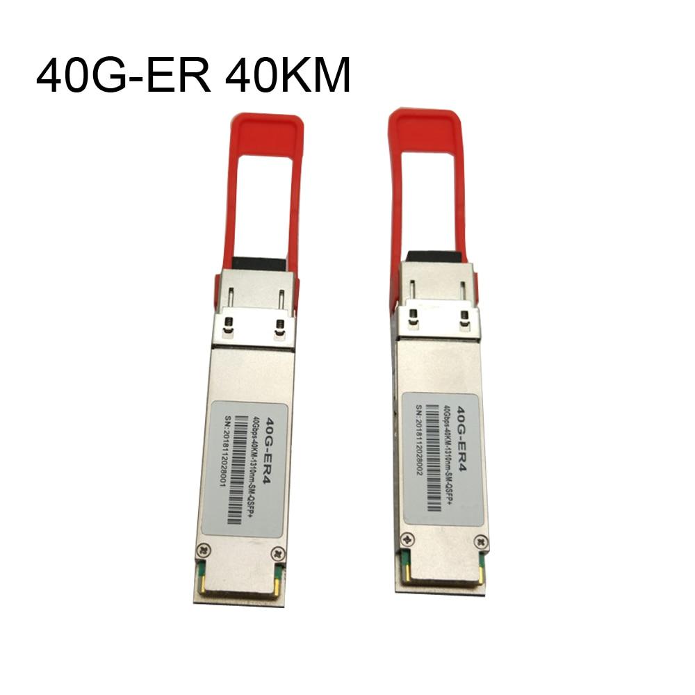 40G QSFP Transceiver 40km  40G QSFP ER4 Fiber Transceiver Fiber Module