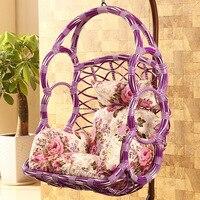 Детский подвесной стул, корзина, стул тростника, взрослый крытый качели, двойной балкон, одно Птичье гнездо, ленивый стул,