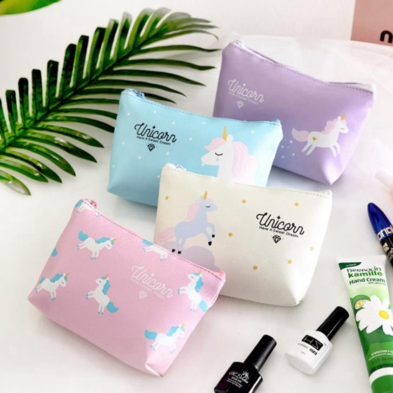 Cartoon Animal Unicorn Coin Purses Holder Cute Girl Kids Women Mini Change Wallets Money Bag Coin Bag Children Zipper Pouch Gift fashion women mermaid paillette coin purses holder girl children mini change wallets money bag coin bag children zipper pouch