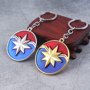 Marvel Keychain Charms Key Chains for Women Men Jewelry