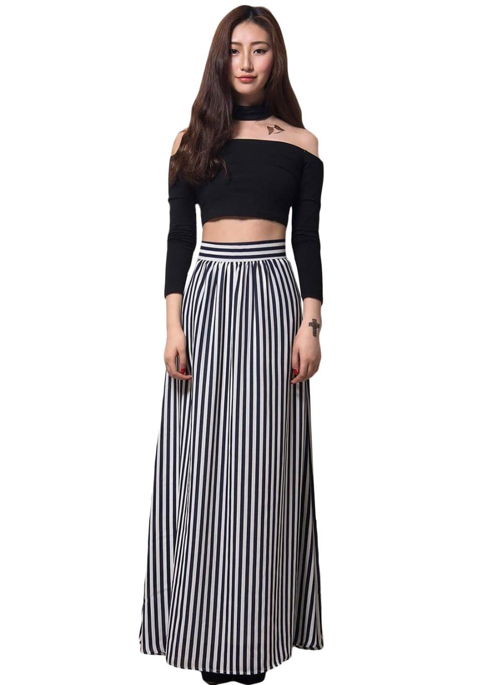 Online Get Cheap Maxi Long Skirt Silk White -Aliexpress.com ...