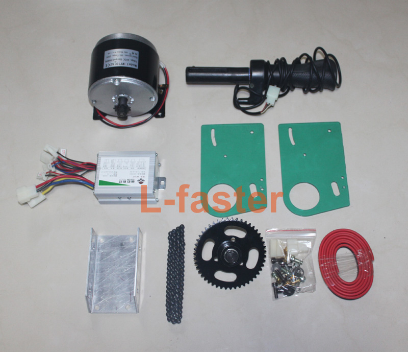 Bicycle Electric Motor Kit Philippines: 36V 350W ELECTRIC A BIKE CONVERSION KIT ELECTRIC FOLDING
