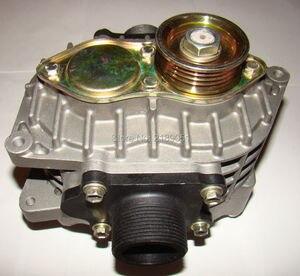 Image 5 - شاحن كهربائي صغير من AISIN طراز AMR500 يعمل كضاغط لشحذ الجذور مزود بشاحن توربيني ميكانيكي لتوربينات Kompressor للسيارات موديل 1.0 2.2L