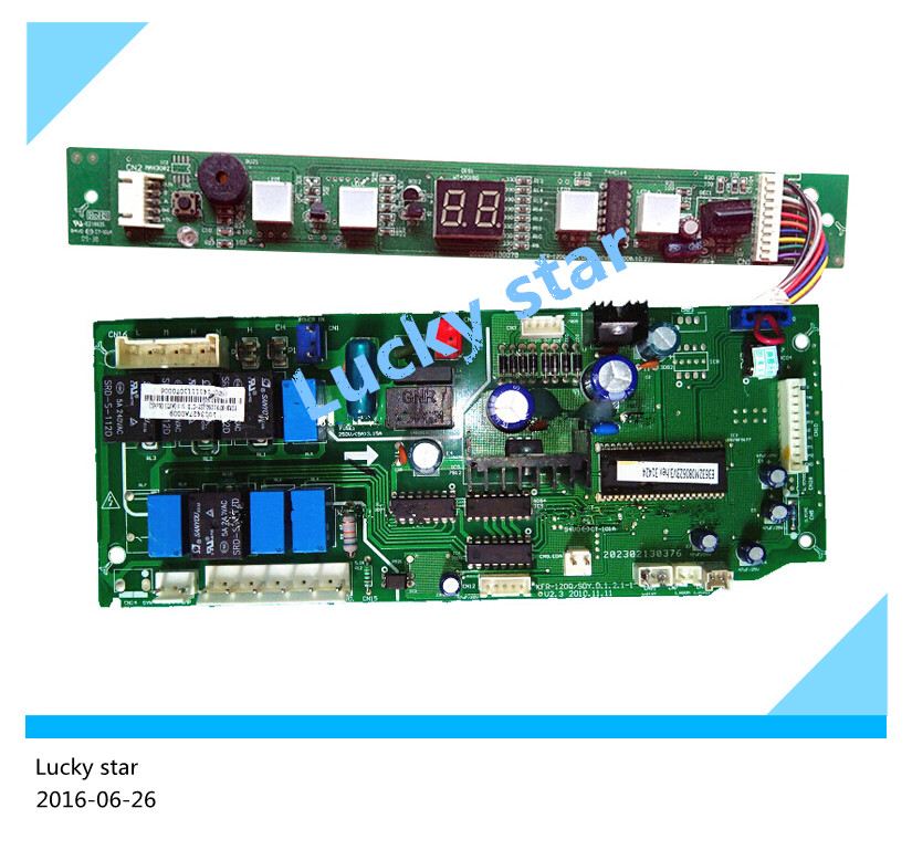 95% new used for Air conditioning board circuit board KFR105Q/SY-C.D receiving board KFR-120Q/Y-A.D.2.1-1 good working set good working original used for power supply board led50r6680au kip l150e08c2 35018928 34011135