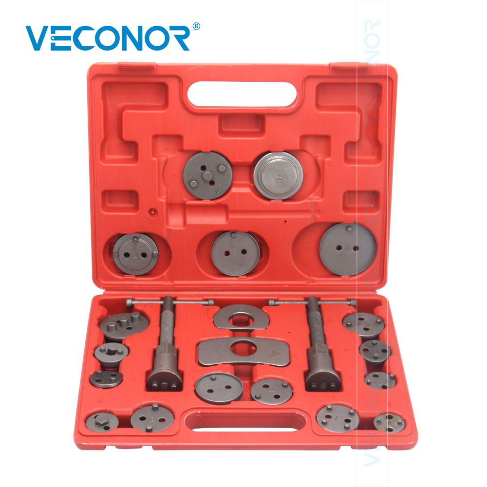 21pcs Brake Caliper Piston Rewind Wind Back Tool Kit For VW Audi Ford BMW|tool kit|kit kits|caliper kit - title=