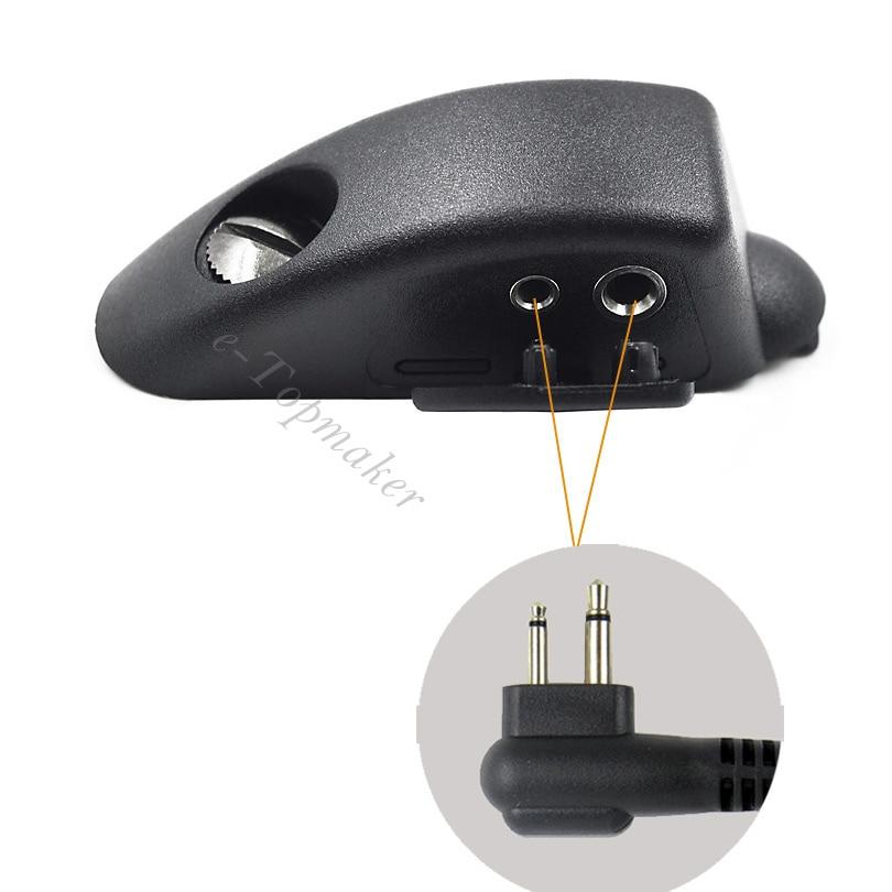 イヤホンオーディオ用ラジオモトローラ GP340 GP380 GP680 GP1280 GP338 GP328 トランシーバーアクセサリー|walkie talkie|walkie talkie accessoriestalkie walkie - AliExpress