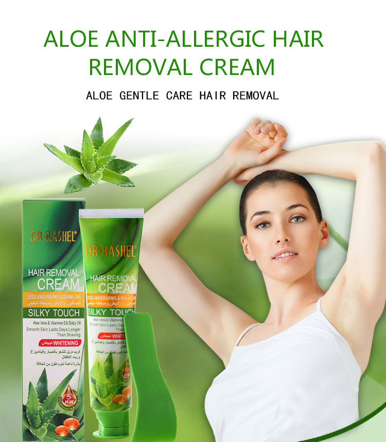 Dr Rashel Aloe Vera Hair Remove Cream Vitamin E Hair Removal Cream Painless Depilatory Armpit Legs Arms Nourishing Repair Cream Hair Removal Cream Aliexpress