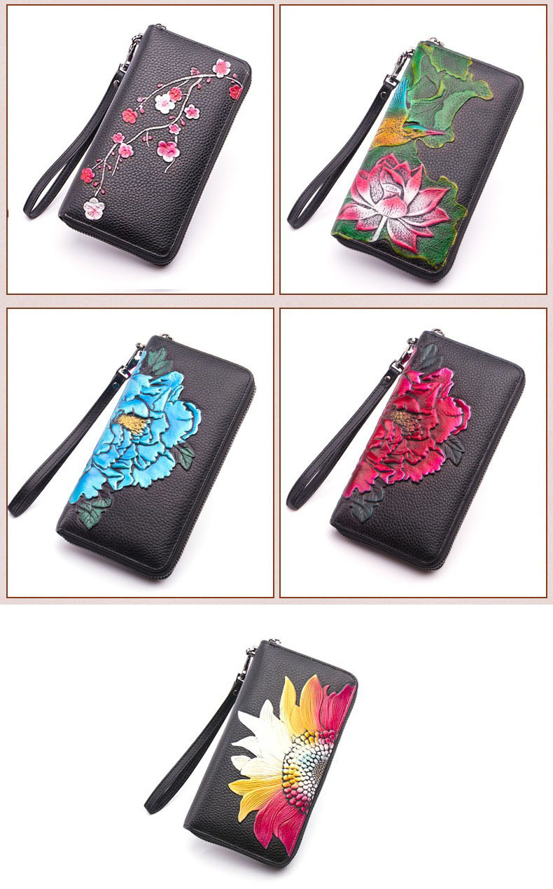 wallet women real leather (3)