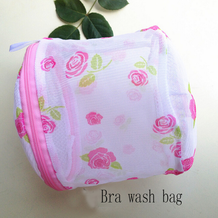 High quality cheap price clothing protect wash bag washing laundry hamper clothes bra care - Protect clothes colors washing ...