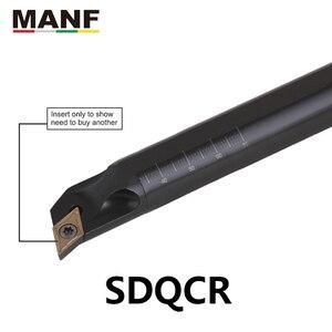 Image 3 - Манф 10 мм 12 16 мм S12M SDQCR07 токарные сталь токарные станки сверлильный станок баров небольшое отверстие обработки зажима внутренний расточные инструменты токарный инструмент