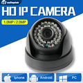 H.265 2-МЕГАПИКСЕЛЬНАЯ 1080 P IP Купольная Камера 36 СВЕТОДИОДОВ 20 М ИК Ночного Видения HD CCTV Безопасности 720 P XMEye 1.0MP Ip-камера Onvif P2P Просмотра Unitoptek