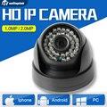 H.265 de 2MP 1080 P Cámara Domo IP 36 LEDS 20 M IR de Visión Nocturna HD Cámara de Seguridad CCTV 720 P 1.0MP IP Onvif P2P XMEye Vista unitoptek