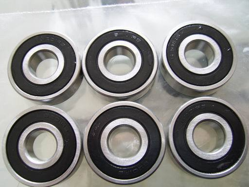 MAVIC /NOVATEC wheel hub bearing 6001-2RS (12x28x8 mm) sc6001 2rs 12x28x8 mm s6001 2rs s6001 2rs sc6001 2rs hybrid ceramic bearing mavic novatec wheel hub bearing upgraded version