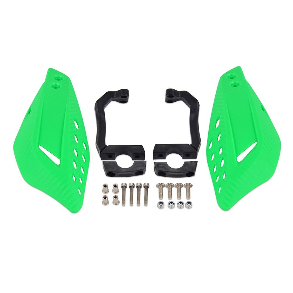 "Мотоцикл 7/"" 22 мм щетка для рук Защита для Kawasaki KX100 KX125 KX250 KX300 KX450 KX500 KX250F KX450F"