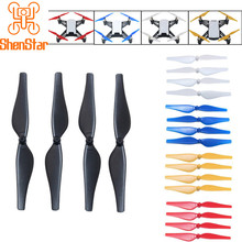 1pack of 2pairs Quick Release / Lock Propellers for DJI Tello Mini Drone CCW + CW Props Blades Durable Quadcopter 5 Colors