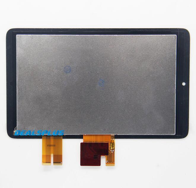 Substituição novo display lcd + tela de