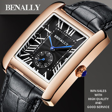 Brand ONOLA High Quality Mens Fashion leisure Waterproof font b Watch b font exquisite Gentlemen Wristwatch
