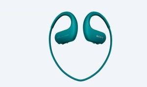 Image 5 - Sony headset para natação NW WS413 e corrida, headset com mp3 e acessórios integrados à prova d água sony ws413 walkman