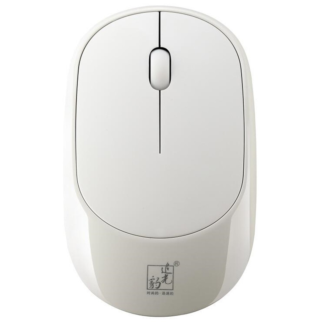 360 Mute Photoelectric Rechargeable Wireless Mouse Ultra Thin Comfortable Feel Gaming Desktop Computermouse