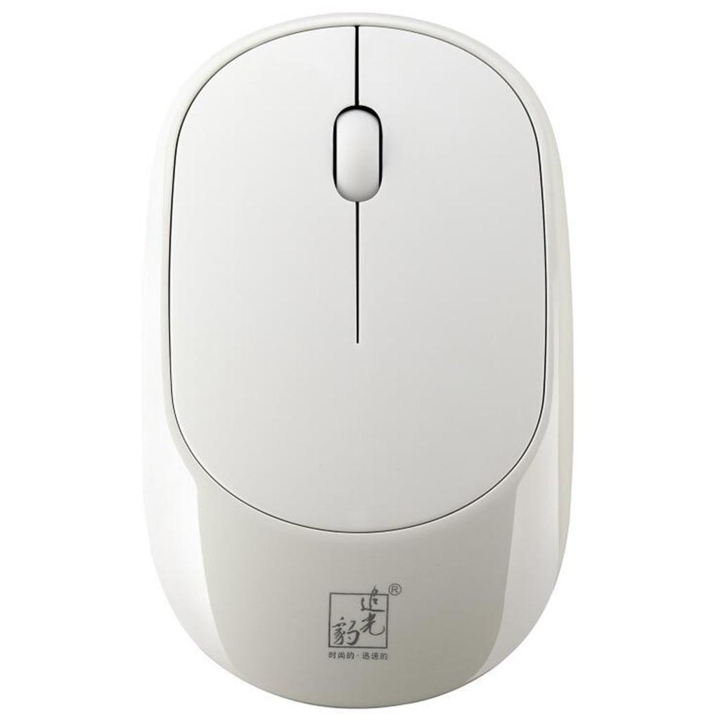 Image 5 - 360 ミュート光電充電式ワイヤレスマウス超薄型快適な感触ゲー ComputerMouse -    グループ上の パソコン & オフィス からの マウス の中