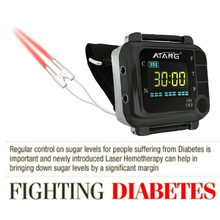 лучшая цена Cold Laser Therapy Heart Disease Patients Stroke Diabetes infrared Physical Laser Therapeutic Acupuncture High Blood Pressure