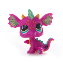 LPS Pet Shop Presents Toys Dolls Short Hair Cat Dinosaur Set Action Figures Model High Quality Toys Gifts Cosplay Toys Girl Toys