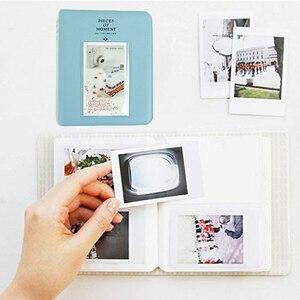 Image 4 - Kit de accesorios 7 en 1 para Fujifilm Instax Mini 8/8 +/8s/9/funda de cámara/correa/Espejo Selfie/filtro/Álbum/película, bordes adhesivos, etc