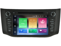 Android 8.0 octa core car dvd player for NISSAN 8 SILPHY stereo GPS navi wifi 3g radio bluetooth handfree tape recorder