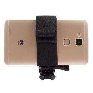 Image 4 - Универсальный ремешок для телефона 2 в 1 для крепления на голову, нагрудный ремень, ремешок на запястье с сильной присоской + нагрудный ремень для камеры