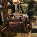 Tidog Men's outdoor leisure bag Satchel Handbag Bag man leather business bag