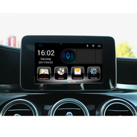 Original Car Stlye Main Interface Android System For Mercedes NTG5 0 NTG5 1 Class A B