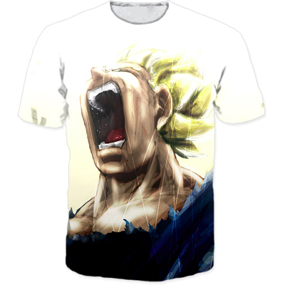 Summer Graphic T-Shirts (9 Styles)