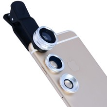 Universal 8x telephoto Zoom Phone Lens Tele Fisheye Wide Macro Camera Lens Kit For iPhone 6 6S Plus 7 Samsung S7 S8 APL-19CX3 (Copy)