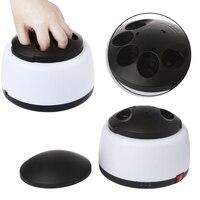 2018 пар для снятия лака для ногтей Pro дизайн ногтей Электрический паровой УФ гель для снятия лака машина паровой аппарат