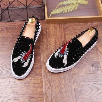 New shoes men zapatos hombre casual men loafers sepatu casual pria slip on shoes men