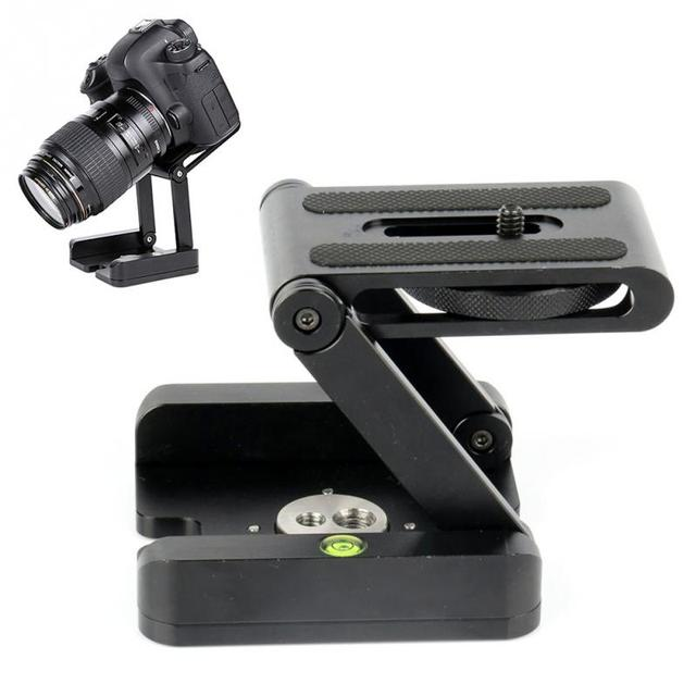 Tripod Z Flex Tilt Ball Head Holder Aluminum Folding Quick Release Plate Stand Holders  sc 1 st  AliExpress.com & Tripod Z Flex Tilt Ball Head Holder Aluminum Folding Quick Release ...