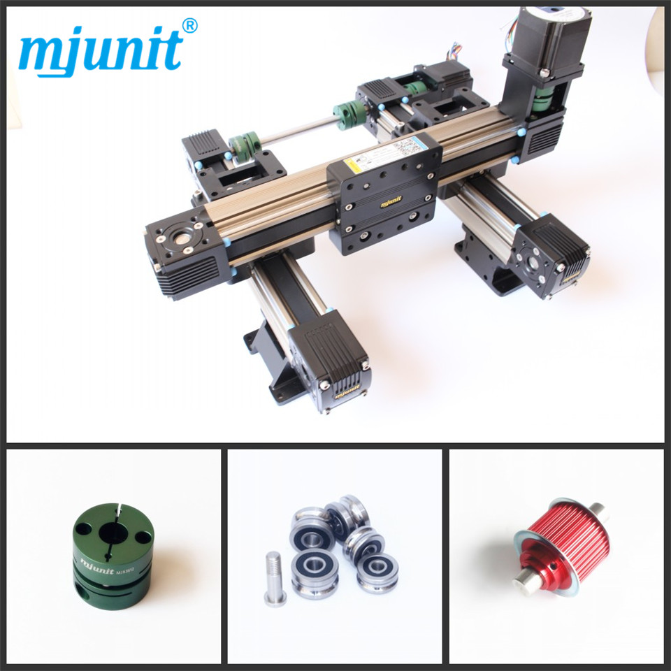 Optical Components 3-AXES-POSITION LINEAR STAGE Horizontal Linear Stage , Z Axis Positioning Stage