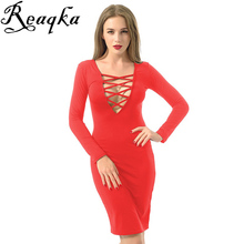 Winter Women Dress Long Sleeve Womens Dresses Party Night Dress Plus Size Women Clothing