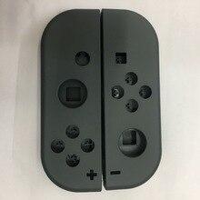 닌텐도 스위치 조이 콘 교체 하우징 하드 쉘 스킨 케이스 NS 조이 콘 컨트롤러 케이스 페이스 플레이트 커버