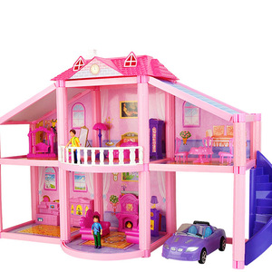 Doll House Furniture Plastic C