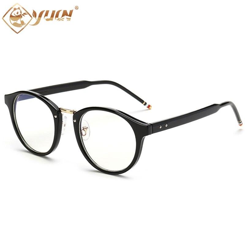 Retro Classic Optical Glasses Frame Women Men Eyeglasses
