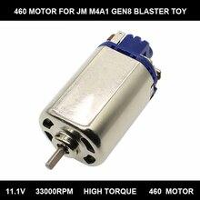 ZhenDuo Toys 1pc  Accessories Jinming 8th M4A1 SCAR V2 Metal Gear Motor Toy Blaster Gel Ball Gun Outdoor Play