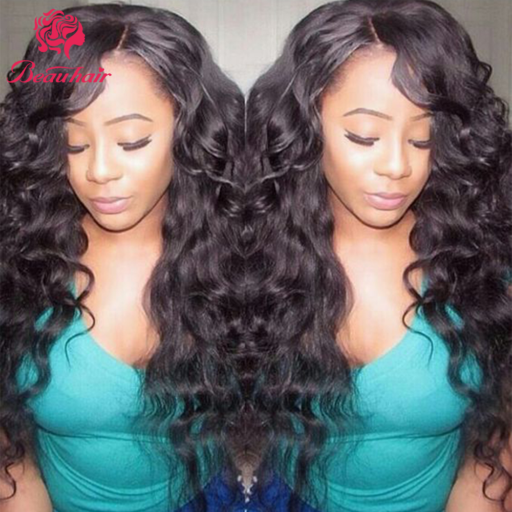 Loose Curly Hair Malaysian Human Hair Weave Bundles With Lace