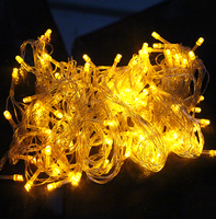 10M 100 Bright LED Lights String Indoor Outdoor LED Party Lights Xmas Decorations Lights Idea Colorful