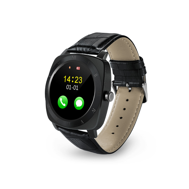 X3 Smart Watches Watch Pedometer Fitness Clock Camera SIM Card Mp3 Player for Apple Android Watchphone