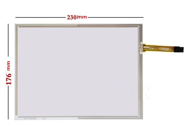 Suitable for panel PN New 98-0003-1587-3 micro touch screen 230mm*176mmSuitable for panel PN New 98-0003-1587-3 micro touch screen 230mm*176mm